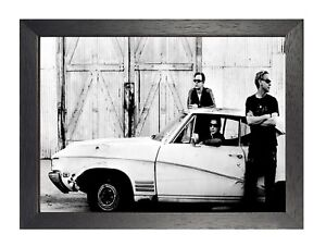 Depeche-Mode-3-Photo-English-Electro-Rock-Band-Picture-Vintage-Music-Poster