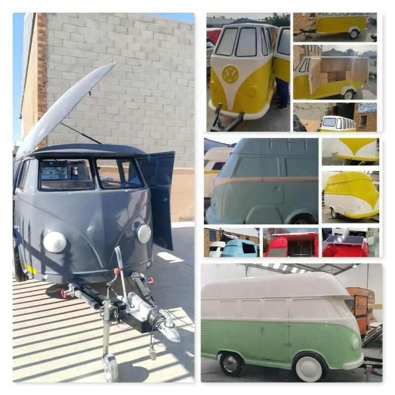 Classic VW Replica Trailers Trailers For rent and for sale Food/Drink/salon