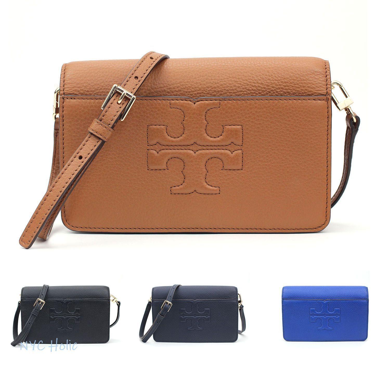 0765ffbb20c0 New Tory Burch Bombe T Small Crossbody Handbag 48309 | eBay