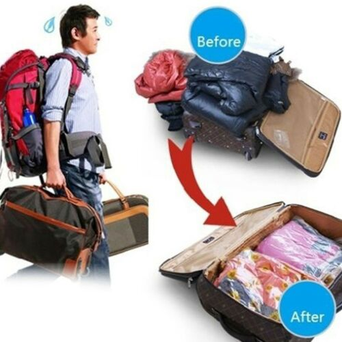 hot Organizer Storage Bag Clothing With Saving Package Seal Vacuum Compressed