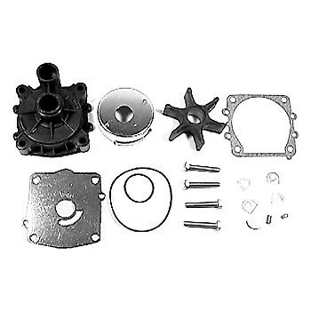 Water Pump Kit w//Housing  Yamaha C115 130  6E5-W0078-A1-00