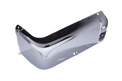 New REAR RIGHT Bumper End for 2013-2014 Chevrolet Silverado 2500 HD GM1105147