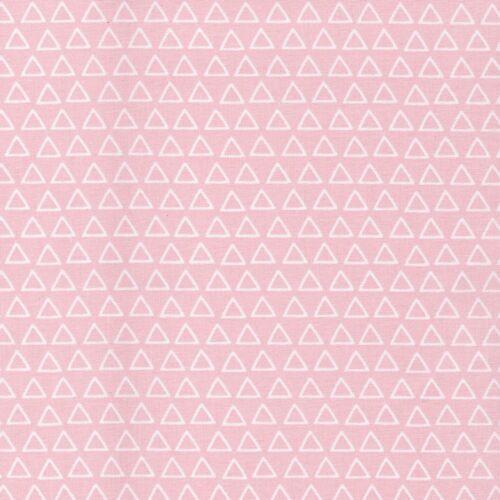 Prism Cotton Fabric Children Nursery Girls Quilting Dressmaking Pink