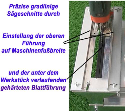 Corta-castor 011 S especial larga pinchazo hojas de sierra br lf brüstungs canal cable canal