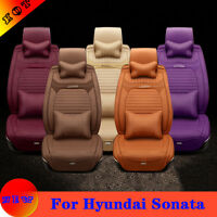 Protector 5 Seats Buy Car Seat Cover For Hyundai Sonata Sp92 Chair Cushion Mats