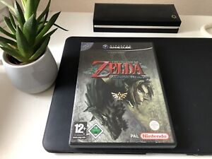 Gamecube GC Spiel The Legend of Zelda Twilight Princess