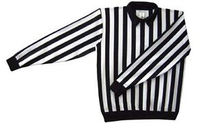 279b1384765 New Force hockey referee jersey size adult XXL 54 officials ref snap ...