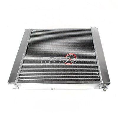 88-91 RX7/RX-7 Turbo II FC 13B 2 Row Racing Aluminum Radiator Cooler Kit w/Cap