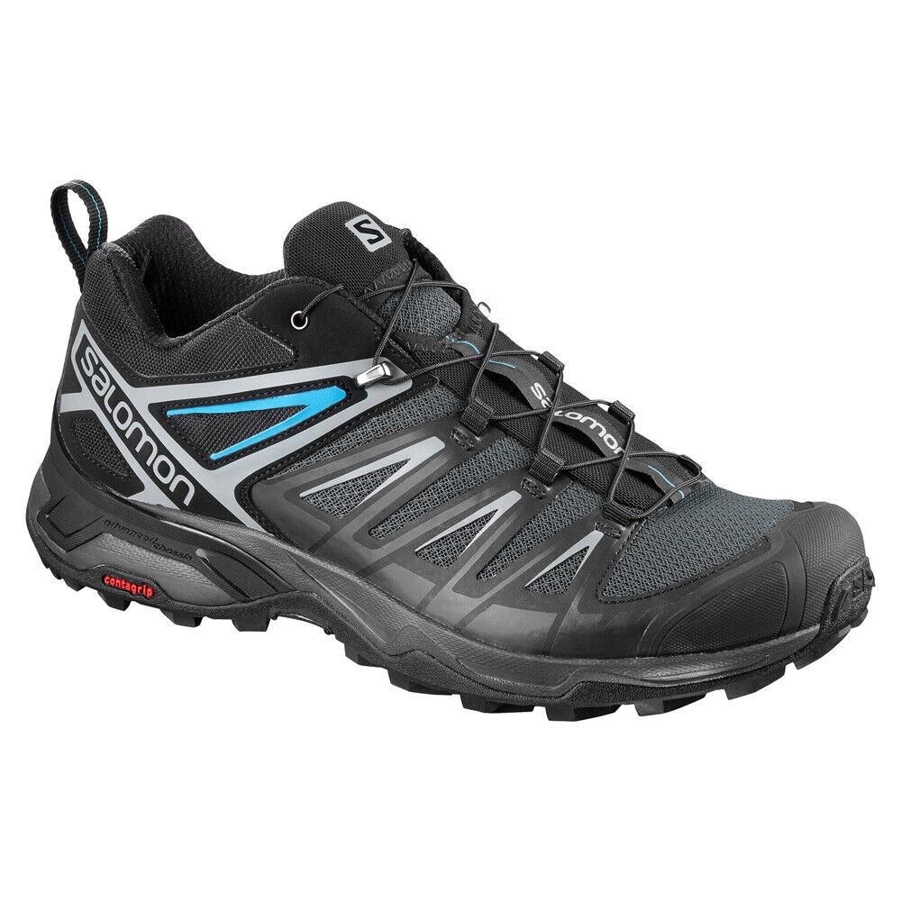 Salomon X Ultra 3 Hiking scarpe   Quick Lace Lace Lace System   Trail stivali NEW   L40286200 e7fab2