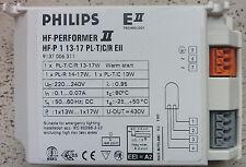 Philips HF-P 1 13-17 PL-T/C/R EII HF-Performer Vorschaltgerät PK-brn