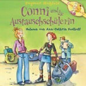 """CONNI """"CONNI UND DIE AUSTAUSCHSCHÜLERIN"""" 2 CD NEU"""