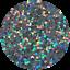 Hemway-SUPER-CHUNKY-Ultra-Sparkle-Glitter-Flake-Decorative-Craft-Flake-1-8-034-3MM thumbnail 143