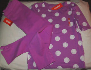 NWT Gymboree 6 7 8 10 PLAY BY HEART Girls 2pc Scarf Sparkle Top /& Ponte Pants