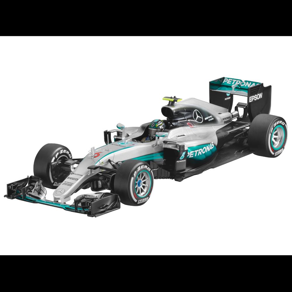 Mercedes Fórmula 1 Uno ™ AMG Petronas Nico Rosberg 2018 - 1:18 Nuevo Emb.orig