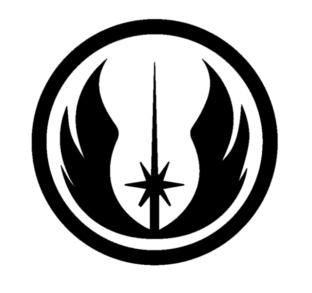 Decal Vinyl Truck Car Sticker Star Wars Jedi Logo Ebay