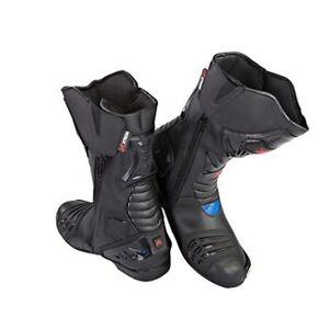 Xtron-Motorbike-Boots-Motorcycle-Racing-Shoes-Long-High-Ankle-Waterproof-Sports