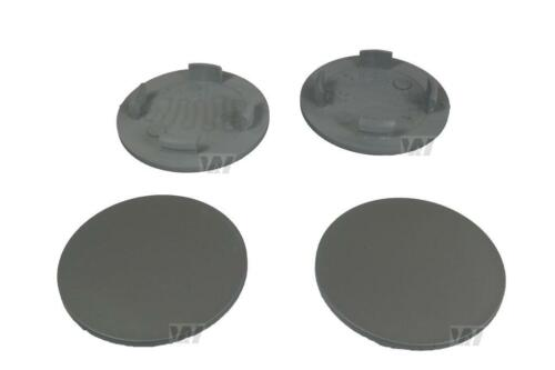 4 x Außen 61,5mm Innen 48,0mm Nabenkappen Felgendeckel Radnabendeckel