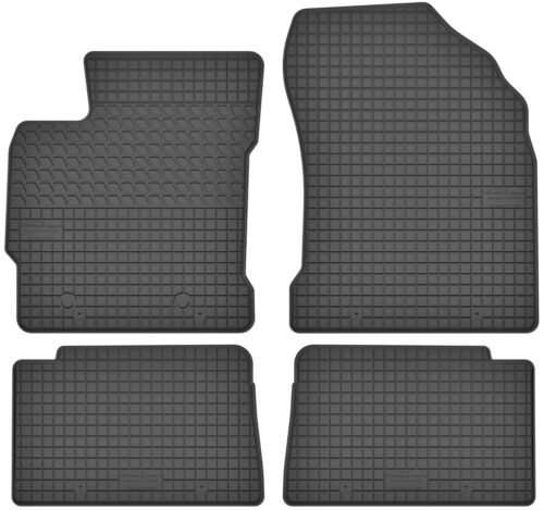 Encaja perfectamente goma tapices alfombrillas de goma adecuado Toyota Auris 2 2012-2020 set