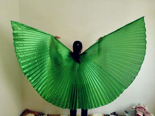 Girls Kids Handmade Belly Dance Costume Children/'s Angel Isis Wings no stick