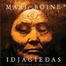 "MARI BOINE ""IDJAGIEDAS-IN THE HAND OF THE NIGHT"" CD NEU"
