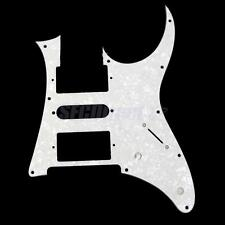 3Ply Quality Guitar Pickguard For Ibanez RG 350 DX White Pearl