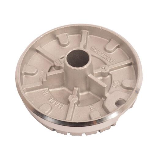 Véritable HOTPOINT INDESIT Cannon petit Brûleur Base Bague C00052930