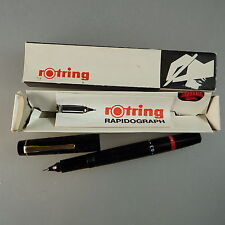 Rotring Rapidograph 0,3 funktionstüchtig um 1970 - TOPZUSTAND (43213)