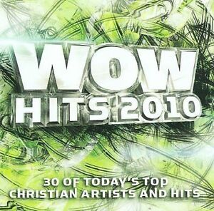WOW-Hits-2010-Christian-Praise-Worship-2-CD-discs-Famous-Artists-CMJ