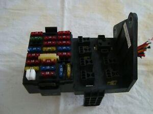 Hyundai Amica 1.0 si 2000 5 door interior fuse box container scatola  fusibili | eBay | Hyundai Amica Fuse Box |  | eBay