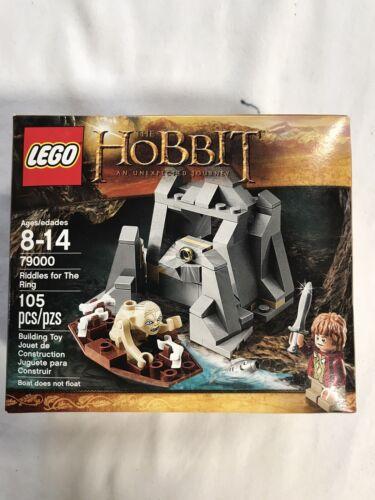 New LEGO Hobbit Riddles For the Ring 79000 Set NOS Sealed NIP