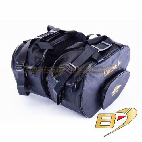 Kawasaki Concours 14 GTR1400 Saddlebag Side Case Liner Bags Liners Regular Black