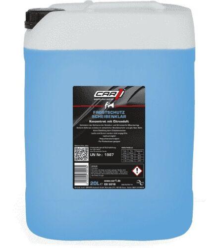 CAR1 CO 5018 Scheibenfrostschutz Konzentrat20 l