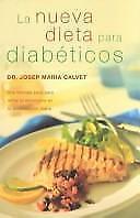 La Nueva Dieta Para Diabeticos (Spanish Edition)-ExLibrary