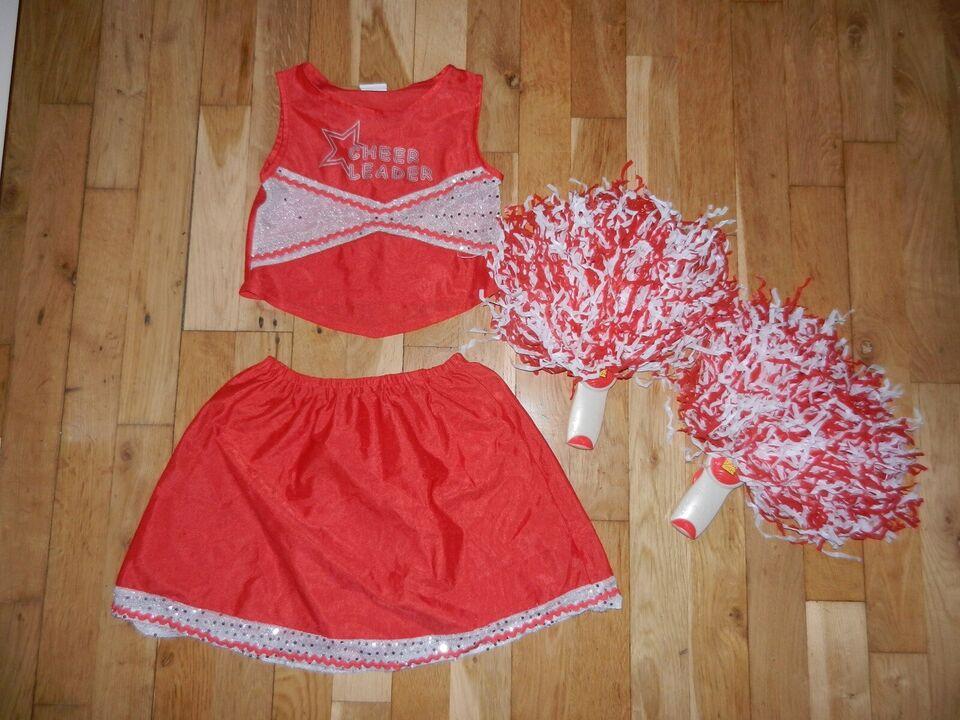 Udklædningstøj, chearleader
