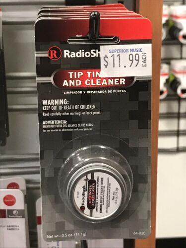 Authorized RadioShack Dealer!#64-020 Radioshack Soldering Tip Tinner+Cleaner
