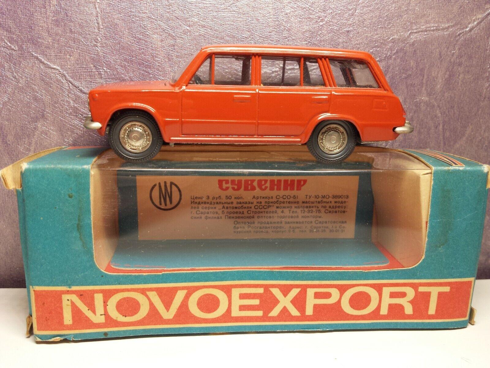 1 43 VAZ-2102 LADA A11 USSR