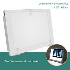 Fda Dental X Ray Film Illuminator Light Box X Ray Viewer A4 Panel Full View 12w