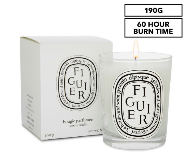 Diptyque Scented Candle Figuier 190g