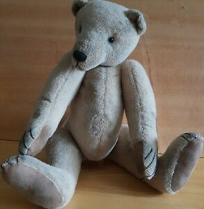 """Rare Collectible Teddy Bear  """" Old Special"""" #3 of 8 from 2004 Hannelore Daab"""