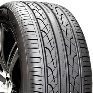 2 NEW 205//50-17 HANKOOK V2 CONCEPT H457 50R R17 TIRES