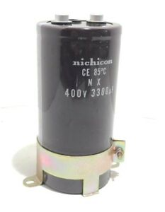 85 NEW Nichicon .047Uf @ 400V Poly Capacitors.