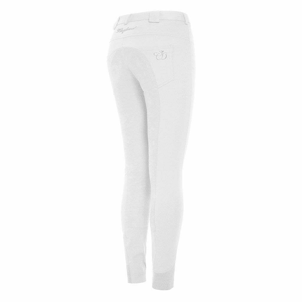 Kingsland Dujardin Breeches ladies full seat white 38 competition show