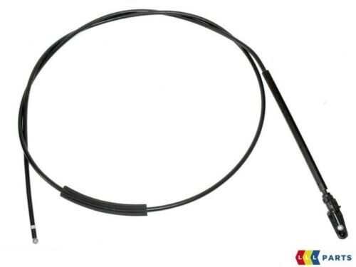 NEW GENUINE VW POLO 2005-2008 LHD BONNET RELEASE LID LOCK CABLE 6Q1823531F