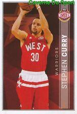 381 STEPHEN CURRY USA WESTERN CONF ALL-STARS STICKER NBA BASKETBALL 2017 PANINI