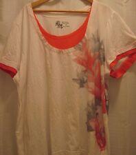NEW  N.Y.L. New York Laundry Short Sleeve Shirt Size 3X