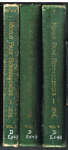 Menlo-Park-Reminiscences-by-Francis-Jehl-3-Vol-Complete-Thomas-Edison-1937