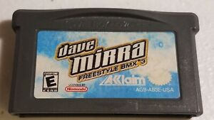 Dave-Mirra-Freestyle-BMX-3-Nintendo-Game-Boy-Advance-2002-Cart-Only