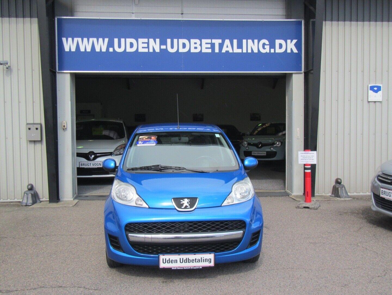 Peugeot 107 1,0 SE