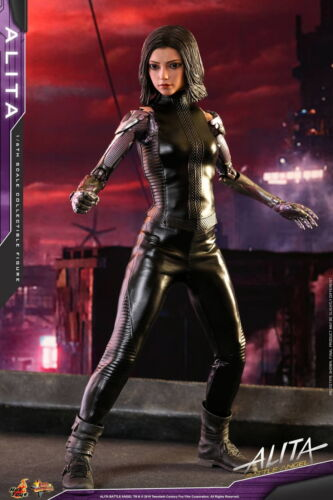 Hot Toys Alita Battle Angel 1//6th scale Alita Collectible Figure MMS520