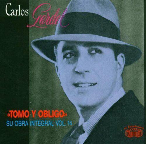 Carlos Gardel - Tomo Y Obligosu-Vol.14 CD #G1987732